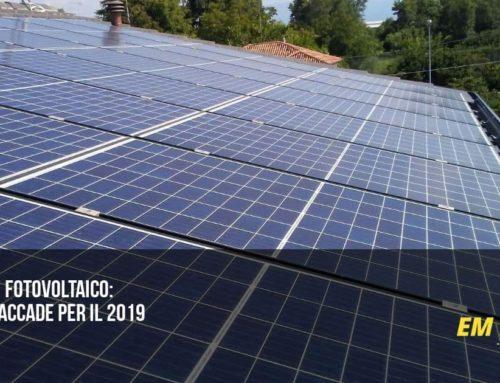 Detrazioni fotovoltaico: ecco cosa accade per il 2019